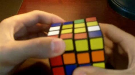 How to Solve a 4x4 Rubik's Cube Part 2: Pairing up the