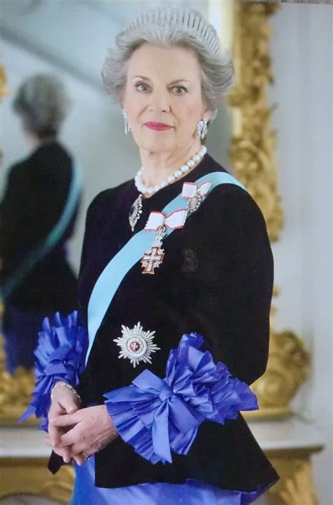 The Royal Danish House of Glucksborg: Princess Benedikte