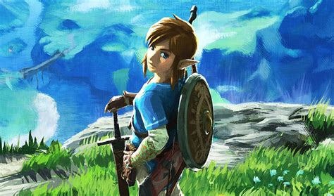 Have a look at The Legend of Zelda: Breath of the Wild