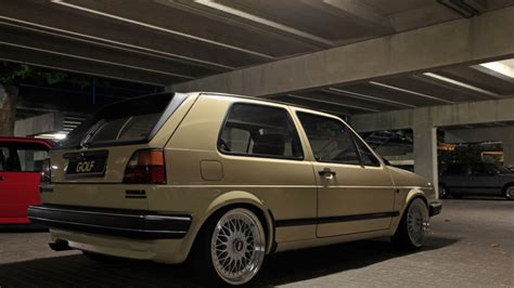 Golf 2 C - Showroom - Doppel WOBber