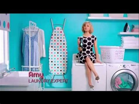 Downy Unstopables commercial with Amy and Jimmy - YouTube