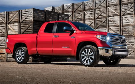 2018 Toyota Tundra Limited Double Cab - Wallpapers and HD