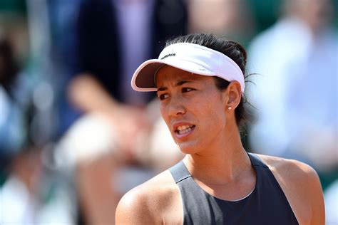 WATCH | French Open: Departing champion Muguruza 'loses it