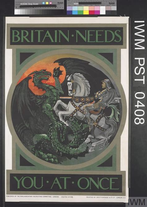Britain Needs You at Once (Art