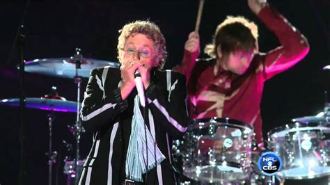 """THE WHO SuperBowl XLIV Half-Time Show """"COMPLETE"""" (TRUE HD"""