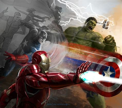 'Marvel: Creating the Cinematic Universe' at Queensland