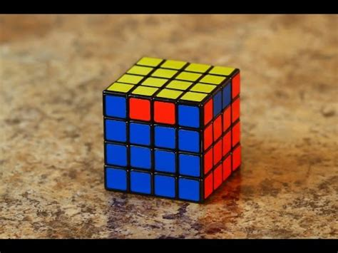 How to solve a 4 by 4 Rubik's cube for Beginner   Rubik's