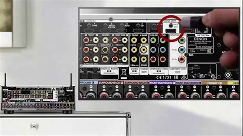 How to get TV Audio via your Denon AV Receiver with an