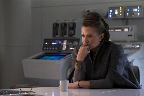 How General Leia's Death Would Have Changed THE LAST JEDI