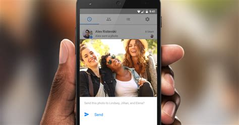 Facebook brings face recognition to Messenger to speed up