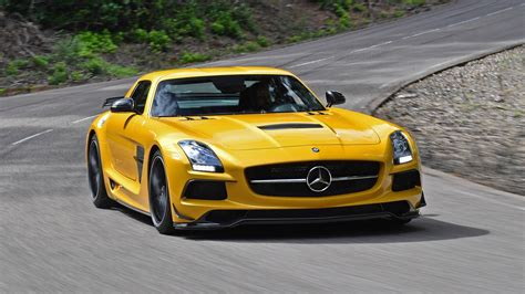 Mercedes AMG GT Black Series to land in 2018   Top Gear