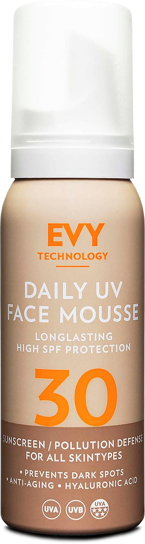 EVY Daily UV Face Mousse 75 ml | Lyko