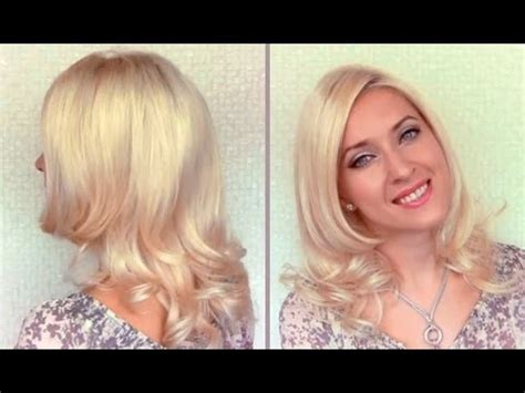 How to curl your hair with hot rollers - how to use hot
