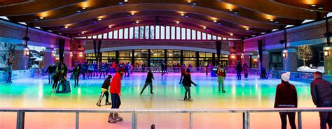 Find Ice Skating Rinks in South Shore, Indiana