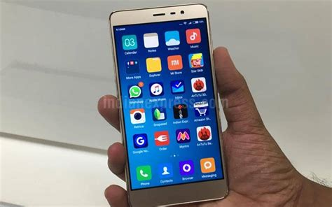 Xiaomi Redmi Note 3 next sale on March 23: A quick look at