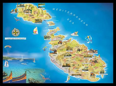 Where is Malta? This Infographic has the answer