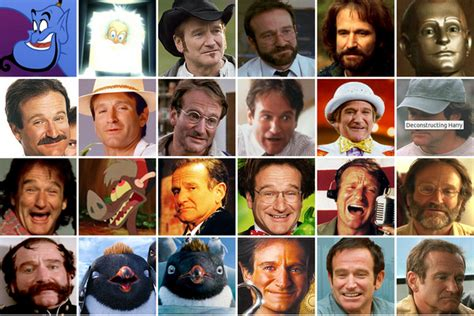 The many faces of Robin Williams | Robin williams death