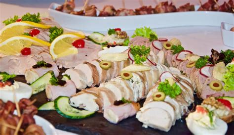 Catering - Buffets - Canapés - Partyservice - Cocktailbar