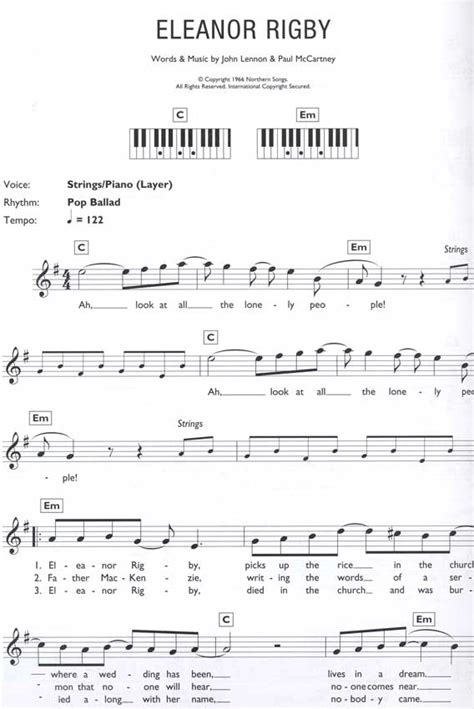 50 Songs for all Keyboards • 4 Chord Songbook • Noten Keyboard