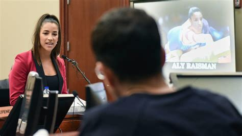 Larry Nassar case shows the courage of victims and