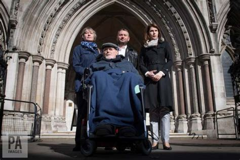 UK High Court Rejects Euthanasia Activists' Challenge to
