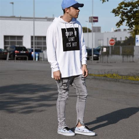 Outfit With Vans Men