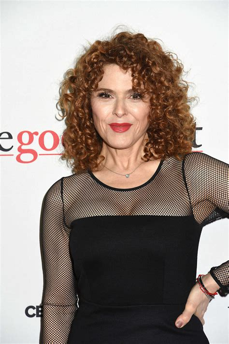 Bernadette Peters at The Good Fight TV Series Premiere in