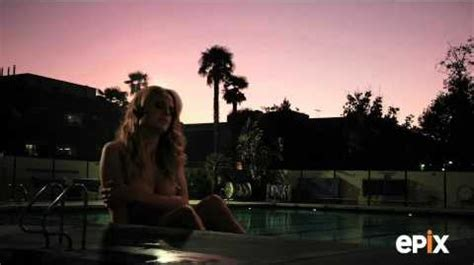 Video - Attack of the 50 Foot Cheerleader Skinny Dipping