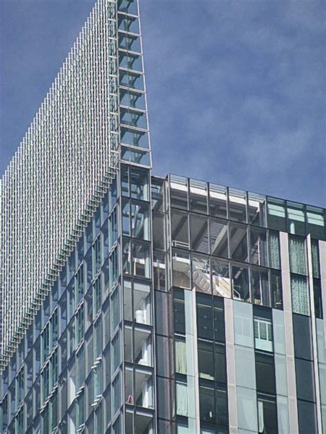 Hilton Beetham Tower, Deansgate, Manchester, UK