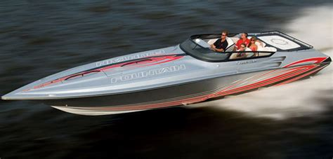 2014 Fountain 38 Lightning   boat review @ Top Speed