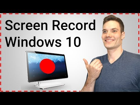 How to record voice in Windows 10 - YouTube