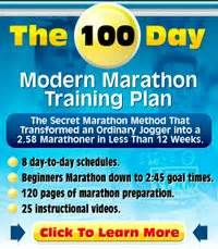 The Marathon Plan Scam - The Truth about The 100 Day
