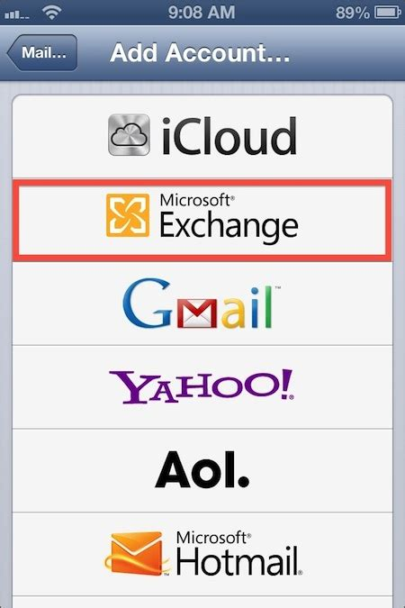 How to Set Up Gmail on iOS Using Exchange ActiveSync – The