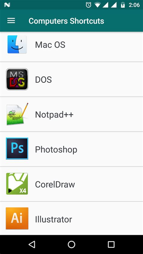 Computer Shortcut Keys » Apk Thing - Android Apps Free
