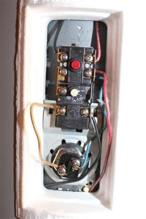 6 Year Old Water Heater has reset switch trip every few