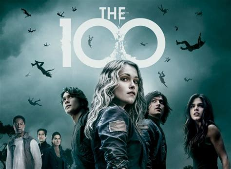 The 100 TV Show Air Dates & Track Episodes - Next Episode