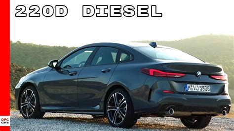 2020 BMW 220d Gran Coupe Diesel - YouTube
