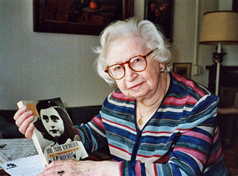 Miep Gies, 100: Helped Anne Frank hide from the Nazis