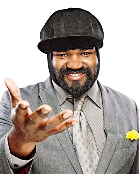 The whole world is Gregory Porter's neighbourhood