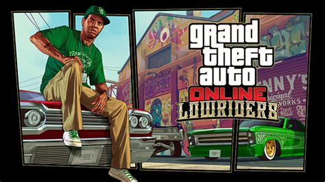 GTA 5 Online Lowriders DLC: How to use funny 'Hydraulics