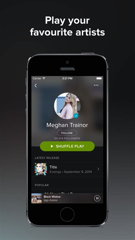 Spotify Music App Gets Updated With CarPlay Support