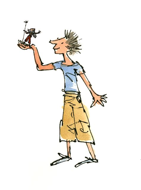'Billy and the Minpins' by Roald Dahl - newly-illustrated
