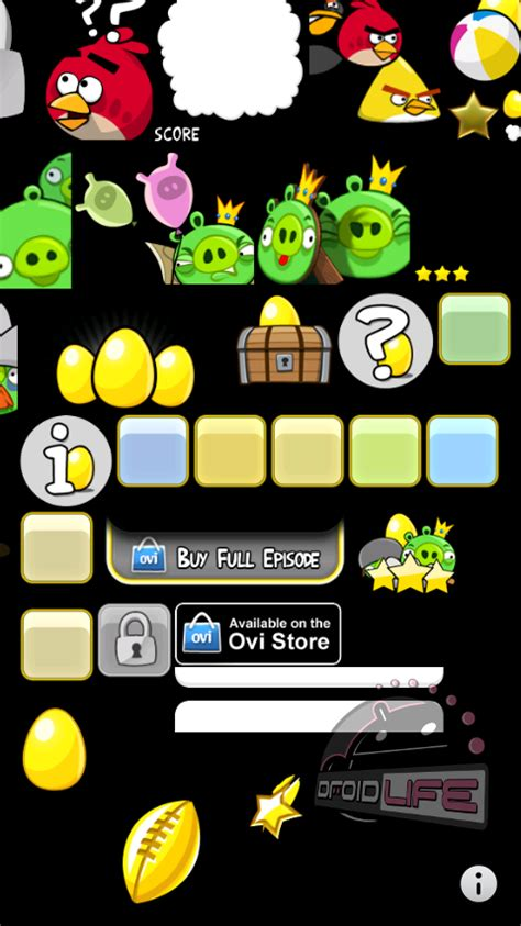 Angry Birds Secrets: Mighty Eagle and Rio Golden Egg