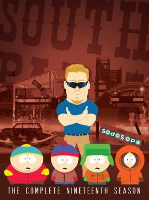South Park: Win Season 19 on DVD! (Ended) - canceled