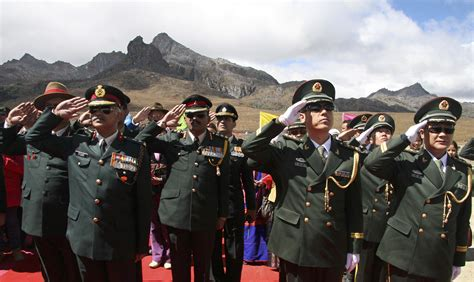 Chinese Troops Intrude Across Indian Border Twice In Last