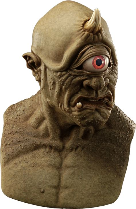 Balor the Cyclops Silicone Mask - Male Fit