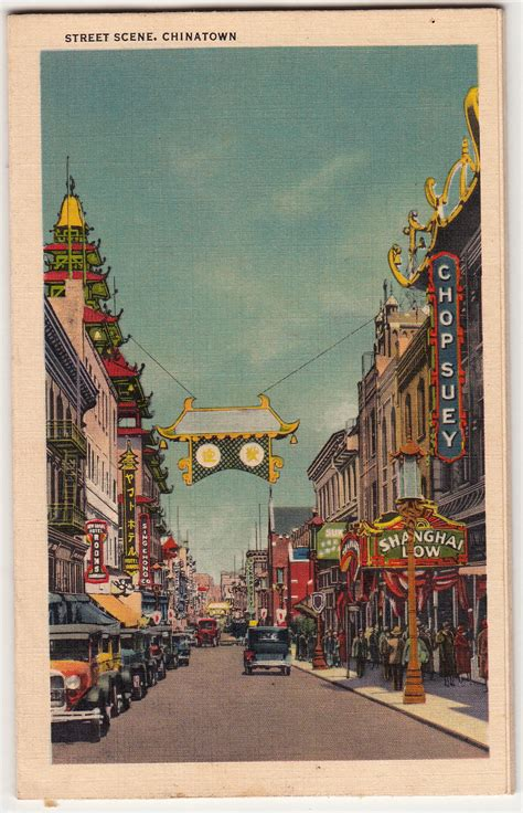 China Rhyming » Blog Archive » Old Chinatown, San