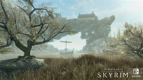 Skyrim on Switch has Zelda amiibo support and motion